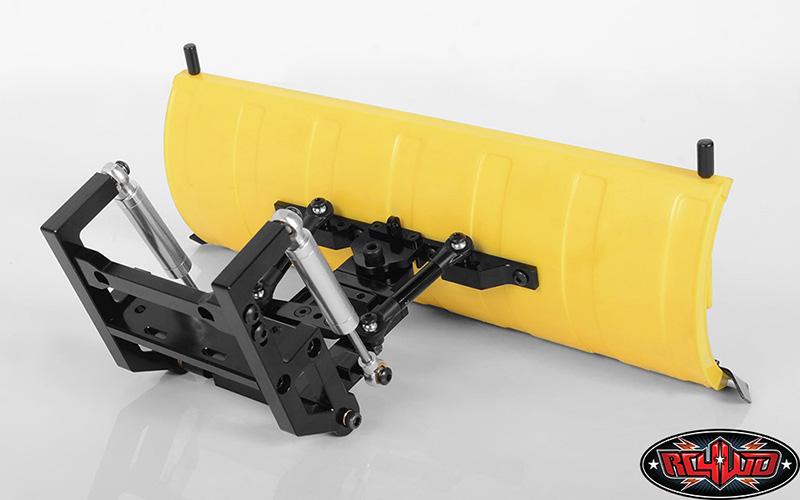 RC4WD Super Duty Blade Snow Plow