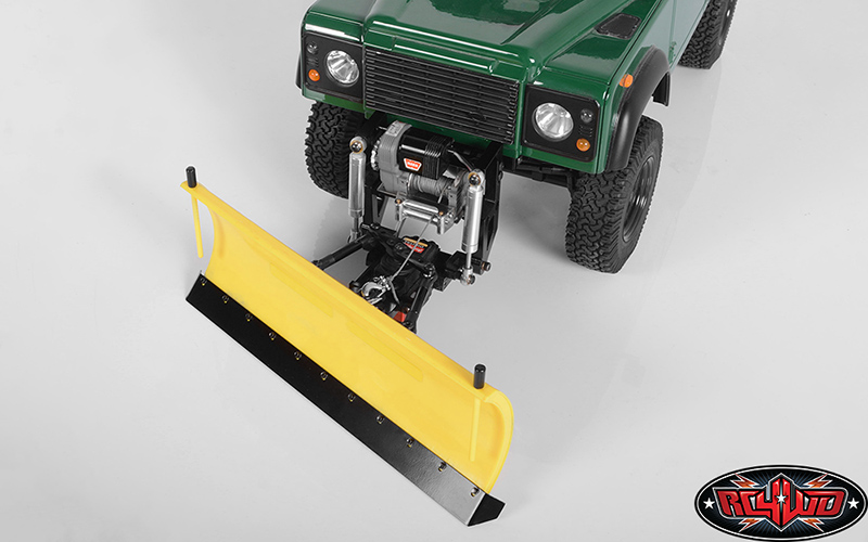 RC4WD Super Duty Blade Snow Plow
