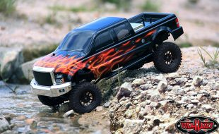 RC4WD Terrain RTR Truck Kit & Crusher Body