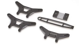 RDRP Carbon Fiber Option Parts For The Tekno EB410