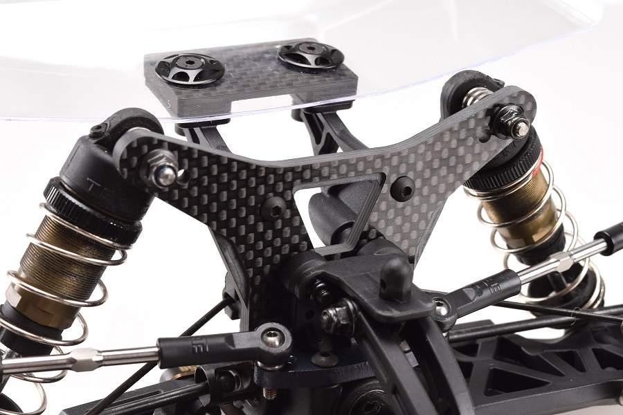RDRP EB410 Carbon Fiber Option Parts