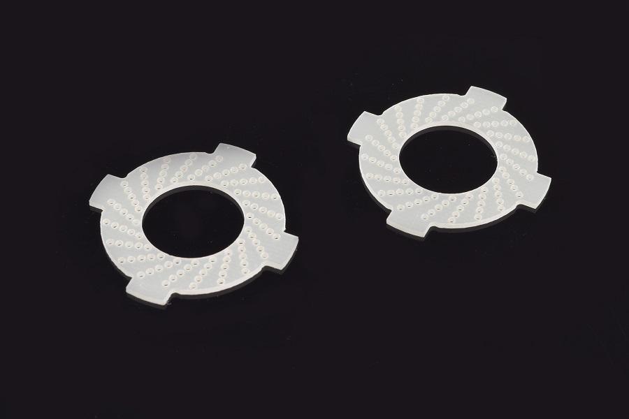 RDRP Ultra Vented Slipper Pads