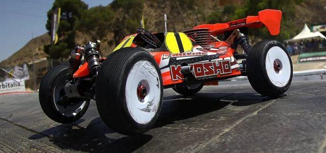 REDS Racing WRX Corsa Lunga Nitro Engine [VIDEO]