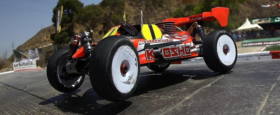 REDS Racing WRX Corsa lunga Nitro Engine