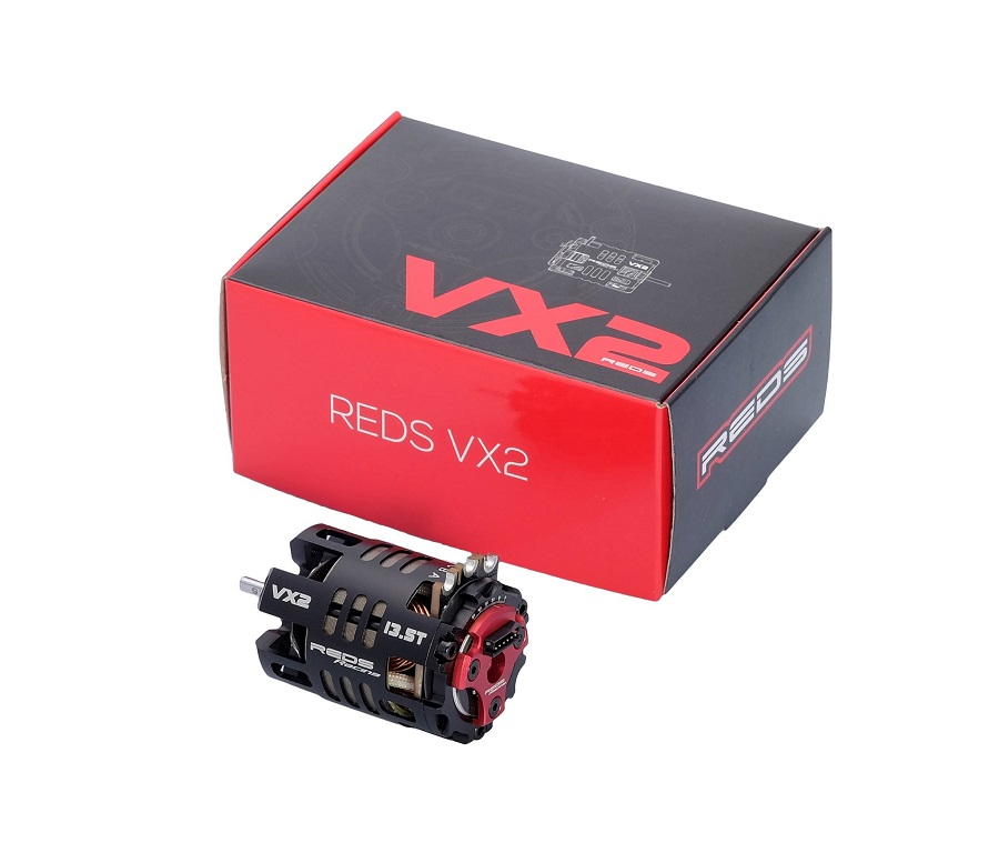 REDS VX2 1/10 Brushless Motors