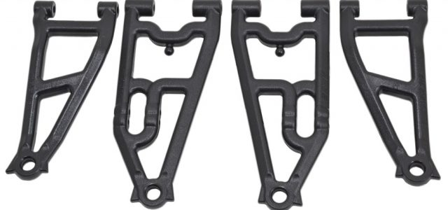 RPM Front Upper & Lower A-Arms For The Losi Baja Rey