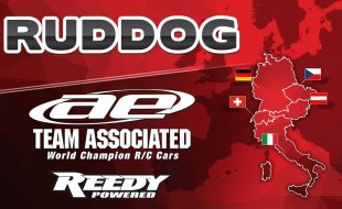 RUDDOG Named New Team Associated & Reedy Distributor