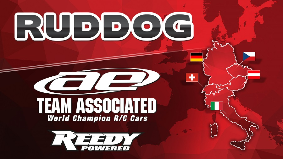RUDDOG Named New Team Associated And Reedy Distributor