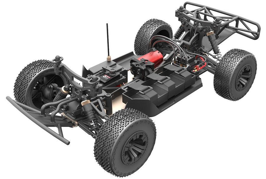 Redcat RTR TR-SC10E 1/10 4wd Short Course Truck