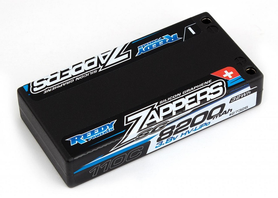 Reedy Zappers SG Competition HV-LiPo Batteries