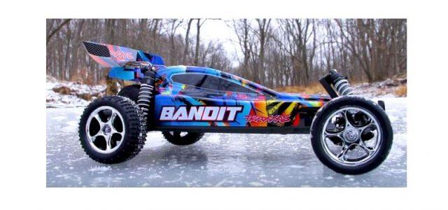 Rock n' Roll Traxxas Bandit [VIDEO]