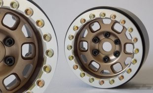 SSD 1.9″ Contender Wheels (Bronze)