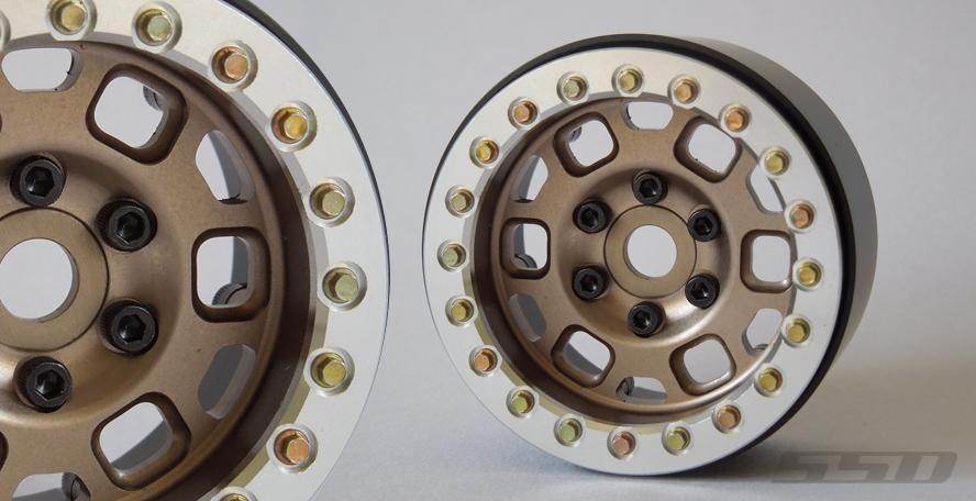 SSD 1.9 Contender Wheels (Bronze)