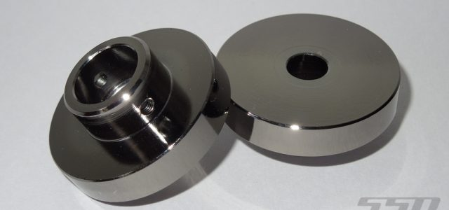 SSD Brass Rear Axle Weights for Ascender