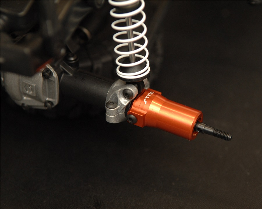 STRC Aluminum Option Gear For The HPI Venture Toyota FJ