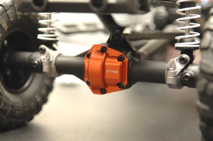 STRC Aluminum Option Parts For The HPI Venture Toyota FJ