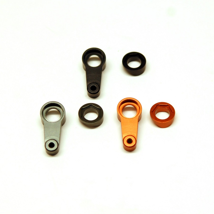 STRC Aluminum Option Parts For The HPI Venture Toyota FJ