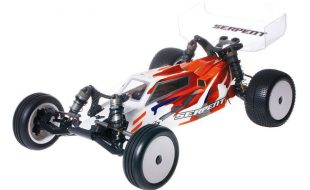 Serpent Spyder SRX2 HT Team 2wd Buggy