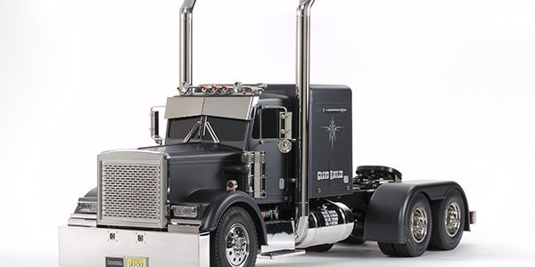 Tamiya RC Grand Hauler Black Edition
