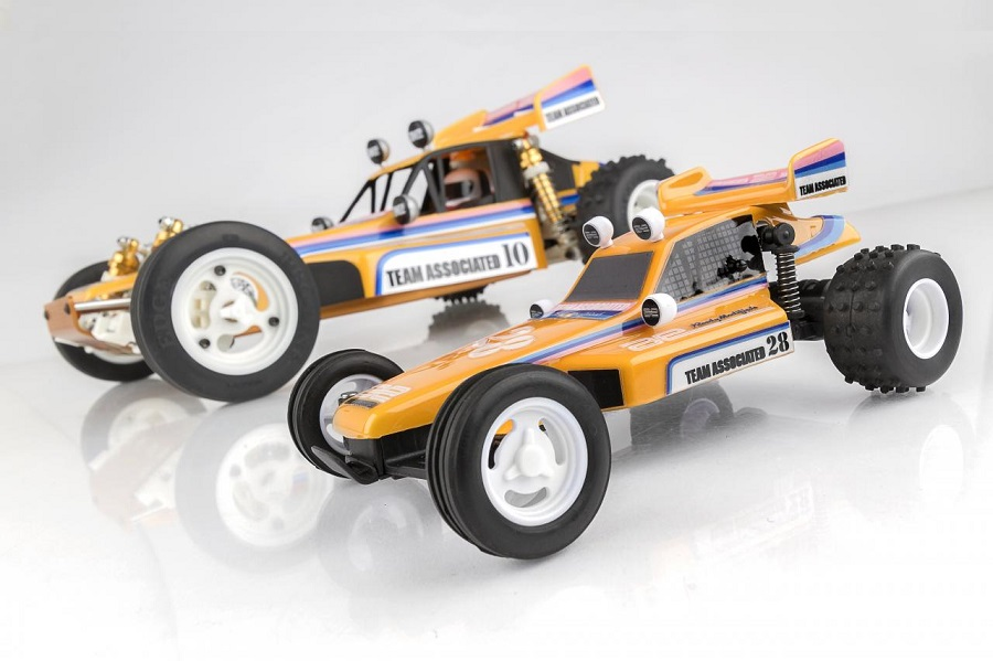 Team Associated RTR RC28