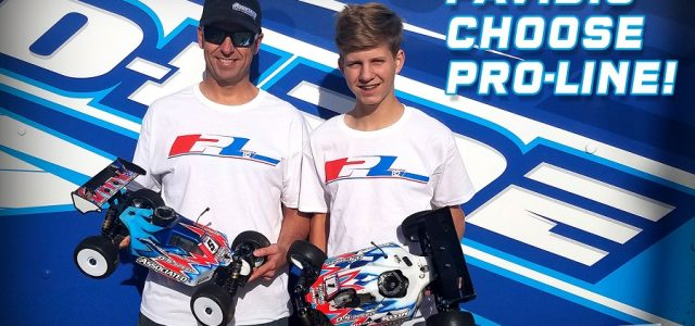 Team Pavidis To Run For Pro-Line