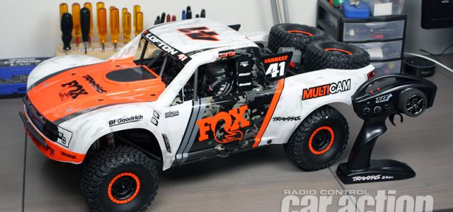 The Traxxas Unlimited Desert Racer Will Blow Your Mind