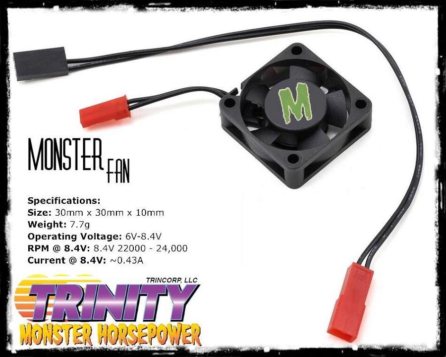 Trinity Monster Fan