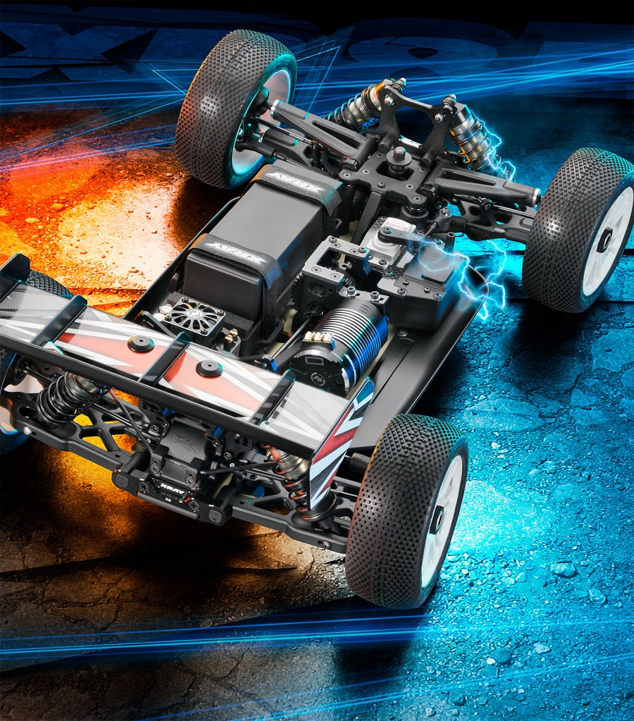 XRAY XB8E 2018 Electric 4wd 1_8 Buggy