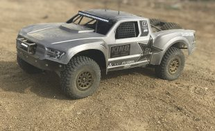 Losi Baja Rey Full-Cage Trophy Truck  [READER'S RIDE]