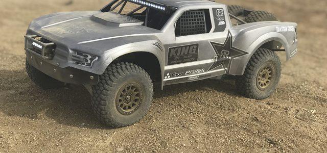Losi Baja Rey Full-Cage Trophy Truck  [READER'S RIDE]