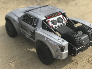 Losi Baja Rey, SCORE Trophy Truck, Pro-Line, Axial Yeti, Wraith, Metal Concepts RC, Steel-It, Gearhead RC, RPP Hobby