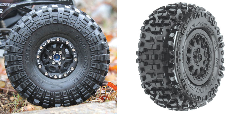 Beginning RC - Wheels and Tires