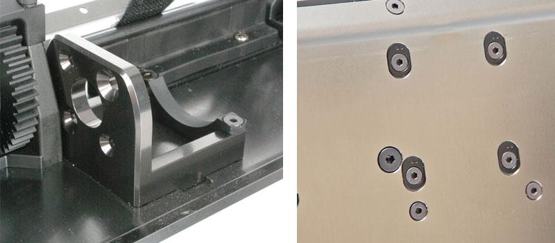 Pro-Line PRO-MT 4X4 - motor mount