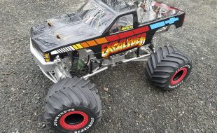ESP Zilla 2 Monster Jam Throwback [READER'S RIDE]