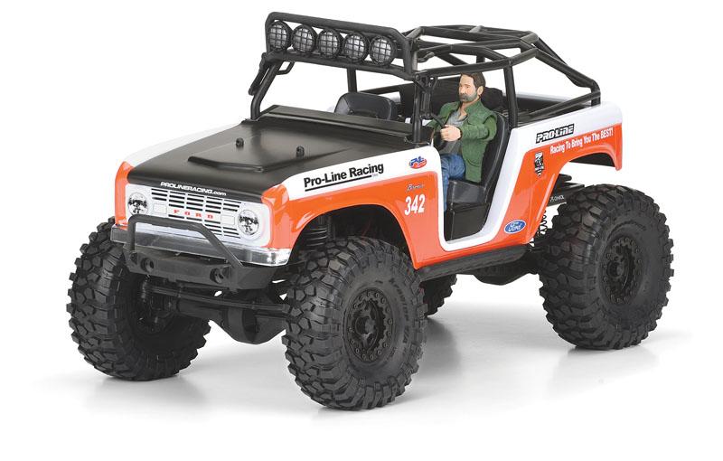 Pro-Line PRO-MT 4X4 - Bronco