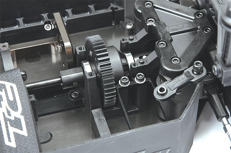 Pro-Line PRO-MT 4X4 - Mod 1 gears
