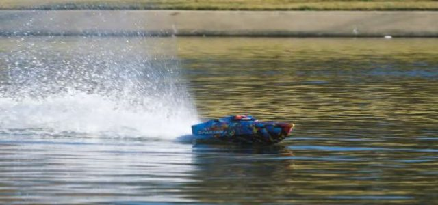 50+MPH Rock N' Roll Traxxas Spartan [VIDEO]