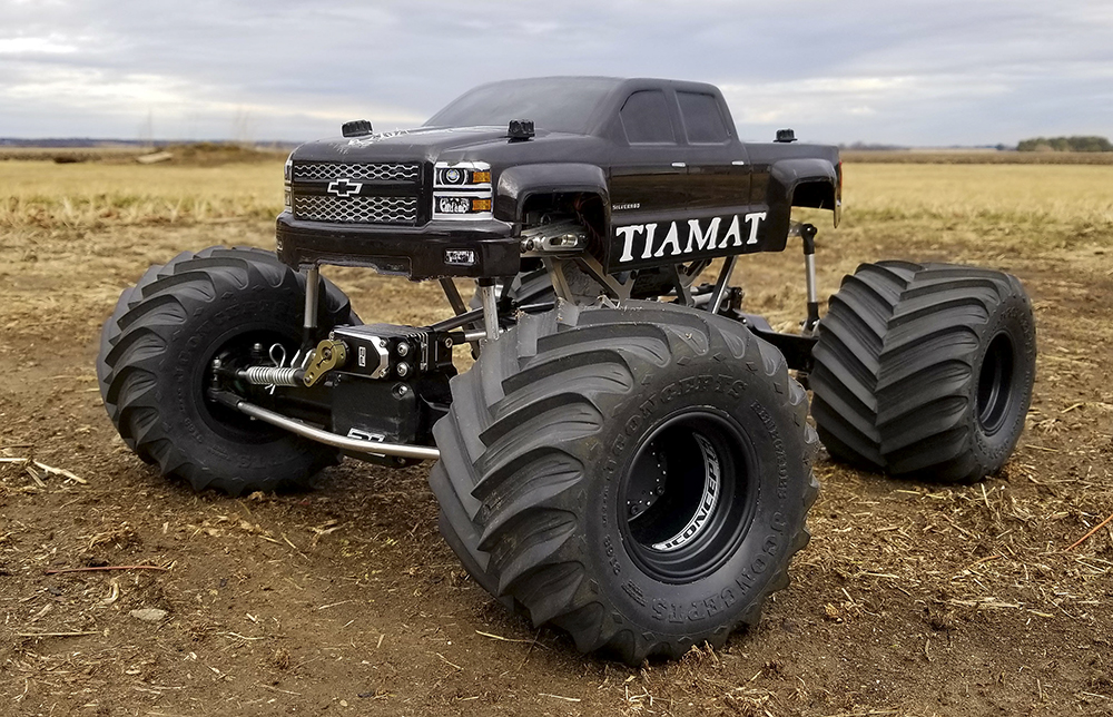RC Monster Truck, Tamiya, TXT-1, Freestyle RC, Monster Jam, Traxxas Revo, Integy, RPM, JConcepts, Pro-Line