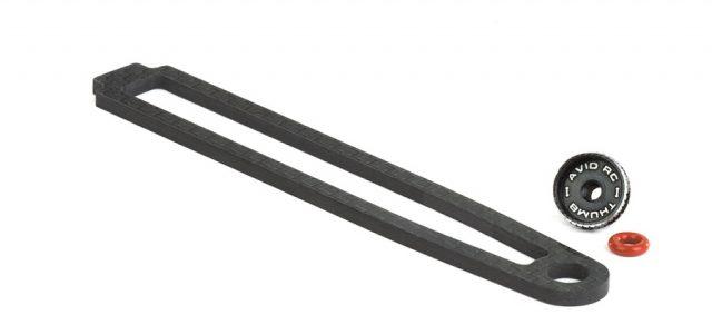 Avid Carbon Battery Brace For The Tekno EB410