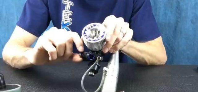 BLOK Nitro Engine Maintenance With Ryan Lutz [VIDEO]