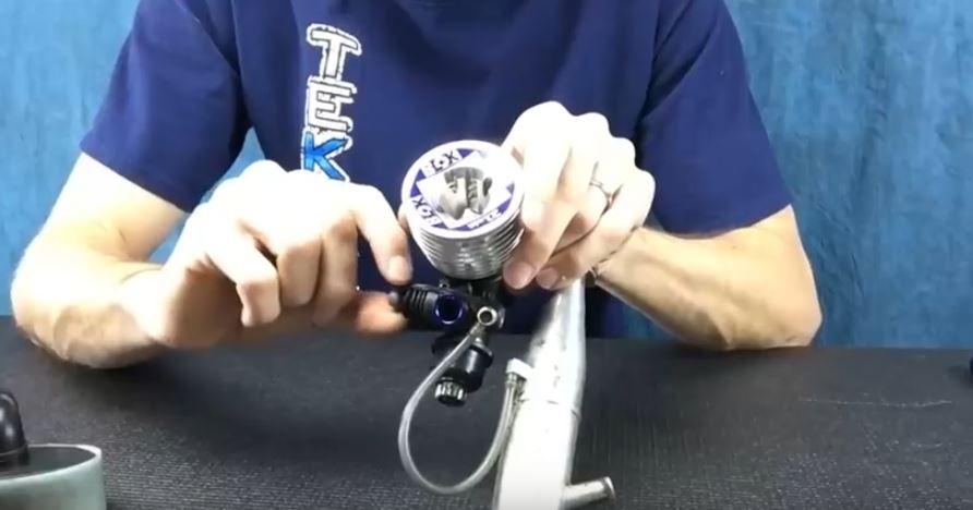 BLOK Nitro Engine Maintenance With Ryan Lutz