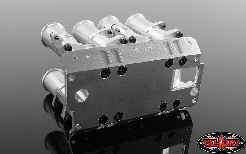RC4WD Inglese 8-Stack Induction System For V8 Motor