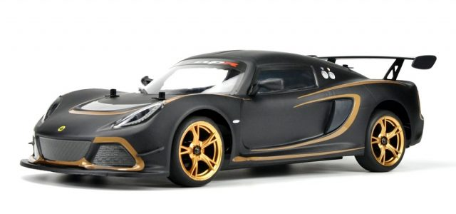 Carisma M40S Lotus Exige V6 Cup R [VIDEO]