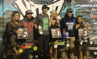 HB Racing's David Ronnefalk Wins The 2018 DNC