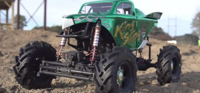 Dennis Anderson's King Sling By JConcepts [VIDEO]