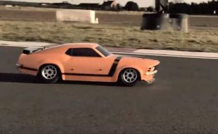 HPI Baja 5R 1970 Ford Mustang Boss 302 [VIDEO]