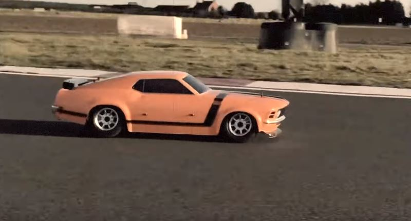 Hpi Car Check For Free >> HPI Baja 5R 1970 Ford Mustang Boss 302 [VIDEO] - RC Car Action