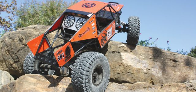 TESTED: Gmade GR-01 GOM Rock Buggy - RC Car Action