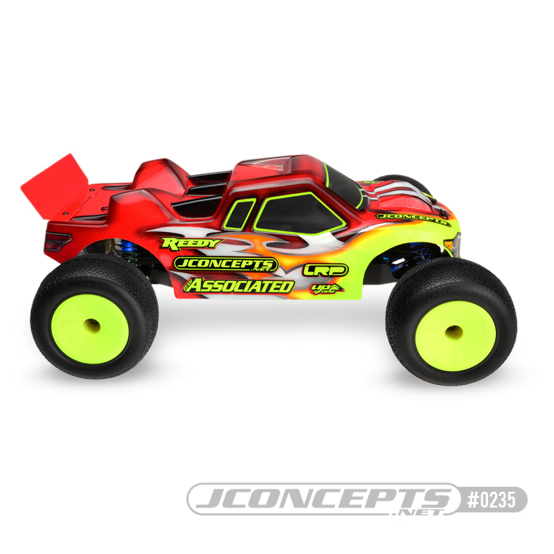 JConcepts Finnisher Body For The T4.3 Qualifier Series