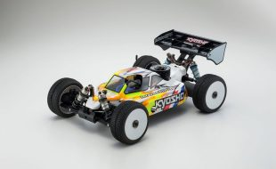 Kyosho 10th Anniversary Special Edition Inferno MP9 TKI4